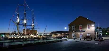 Hunt's Photo Walk: Charlestown Navy Yard tickets
