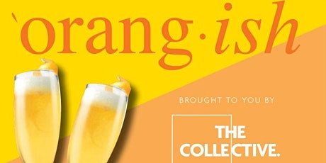 Orangish | The Yellow and Orange Creative Brunch and Day Party tickets