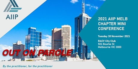 2021 AIIP MELB  CHAPTER MINI  CONFERENCE tickets