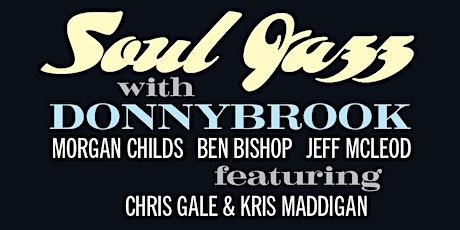 Soul Jazz Night: Donnybrook+2 Live at 3030 Dundas tickets
