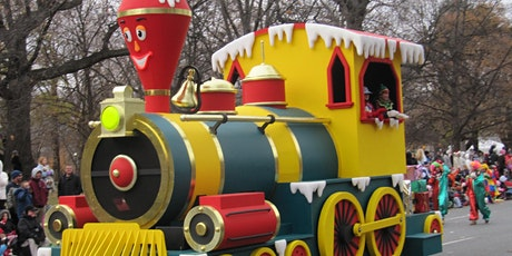 All aboard the Christmas Train! tickets