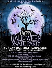 Sunday Family Skates tickets