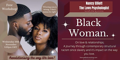 A journey through contemporary structural racism and black love tickets