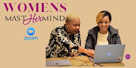 Women Entrepreneur mastHERmind tickets
