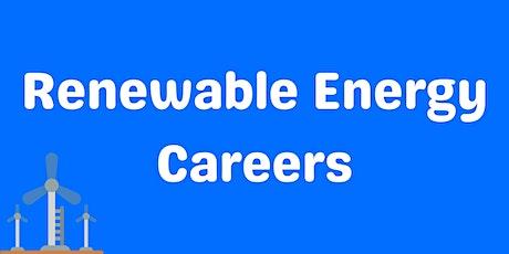 Renewable Energy Careers tickets