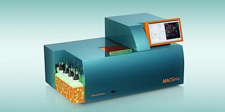 Multiplex Immunofluorescent imaging and quantitative image analysis tickets