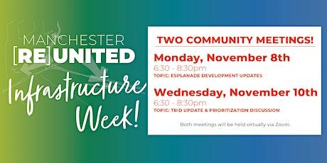 Manchester Infrastructure Week tickets