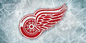Detroit Red Wings at San Jose Sharks