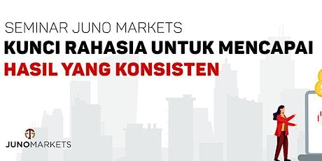 Seminar Trading | Kunci Rahasia untuk Mencapai Hasil yang Konsisten tickets