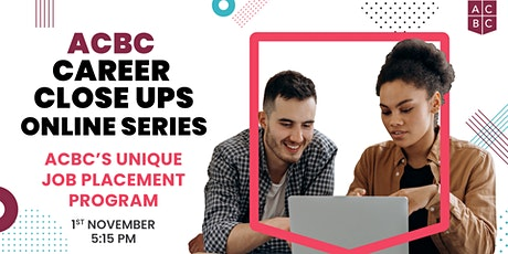 An Introduction to ACBC's Unique Work Placement Program tickets