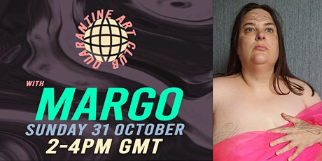 """""""Making invisible pain visible"""" Online Life Drawing with Margo tickets"""