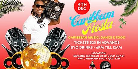 Caribbean Fiesta - Gold Coast tickets