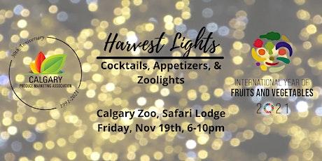 Harvest Lights tickets