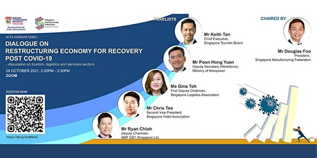 """SMF & NCPA Webinar on """"Restructuring Economy for Recovery Post COVID-19"""" tickets"""