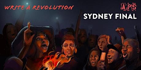 Australian Poetry Slam - Sydney Final tickets