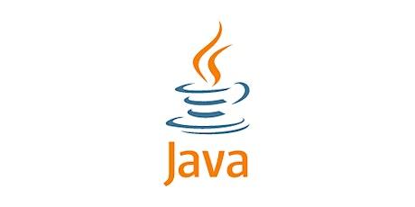Master Java Programming in 4 weekends training course in Helsinki tickets