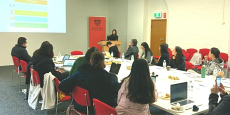 Call for Applications : Sydney Chinese Studies Postgraduate Seminar tickets