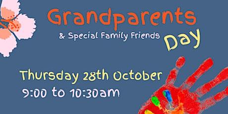 Grandparents Day 2021 tickets