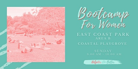 Bootcamp for Women @ East Coast Park tickets