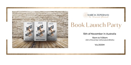 Road to Recovery - Book Launch Party tickets