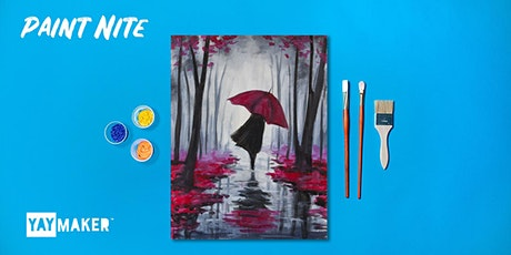 Virtual: Paint Nite: The Original Paint and Sip Party tickets