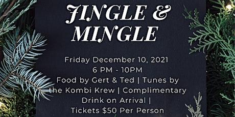 Jingle & Mingle at Twamley Farm tickets