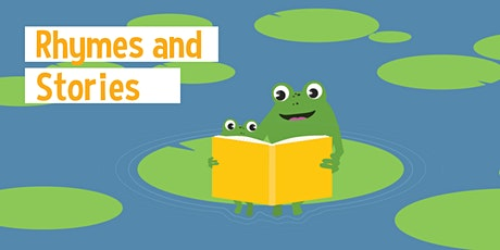Rhymes and Stories at Atherton Library tickets