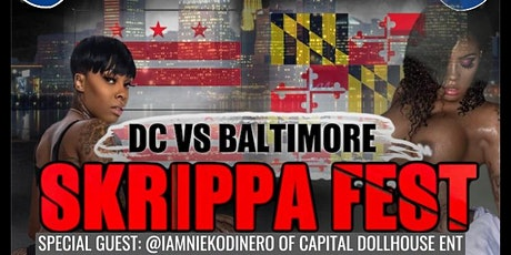 DC VS BALTIMORE : Skrippa Fest tickets