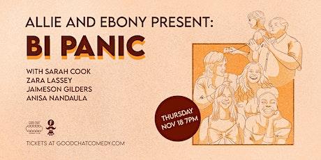 Allie & Ebony Present | Bi Panic! tickets