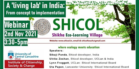 A 'living lab' in India: From concept to implementation tickets