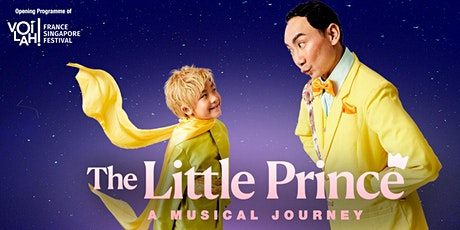 The Little Prince - A Musical Journey tickets