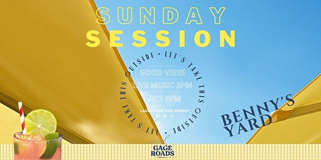 Sunday Sessions Launch tickets