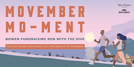 Movember Mo-ment: Bowen Run with the Hive! tickets