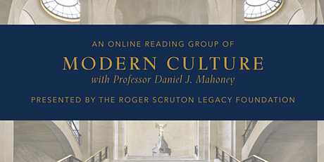 Reading Group: Modern Culture tickets