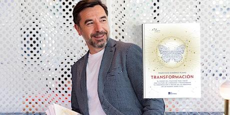 Presentación del libro TRANSFORMACIÓN en Zaragoza entradas