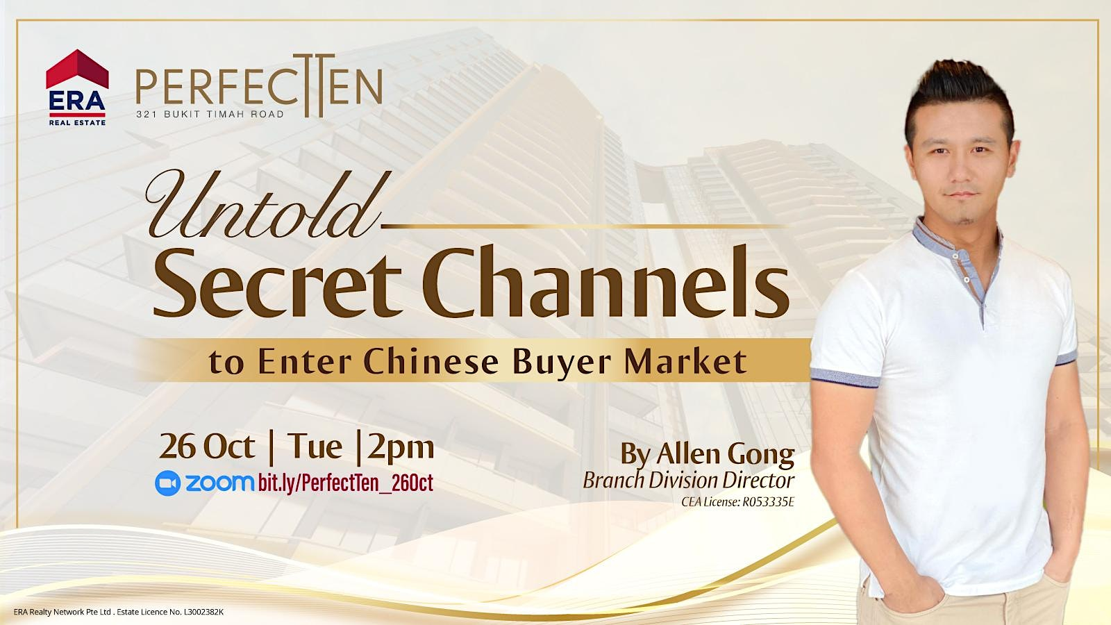 Untold Secret Channels to Enter Chinese Buying Market (Perfect Ten)