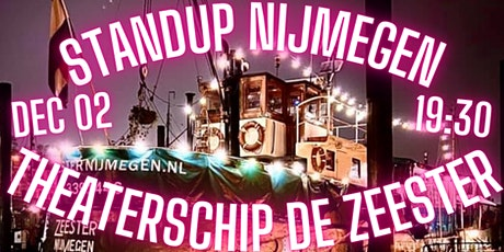 StandUp Nijmegen Comedy Show (English) tickets