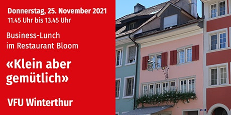 Business-Lunch, Winterthur, 25.11.2021 billets