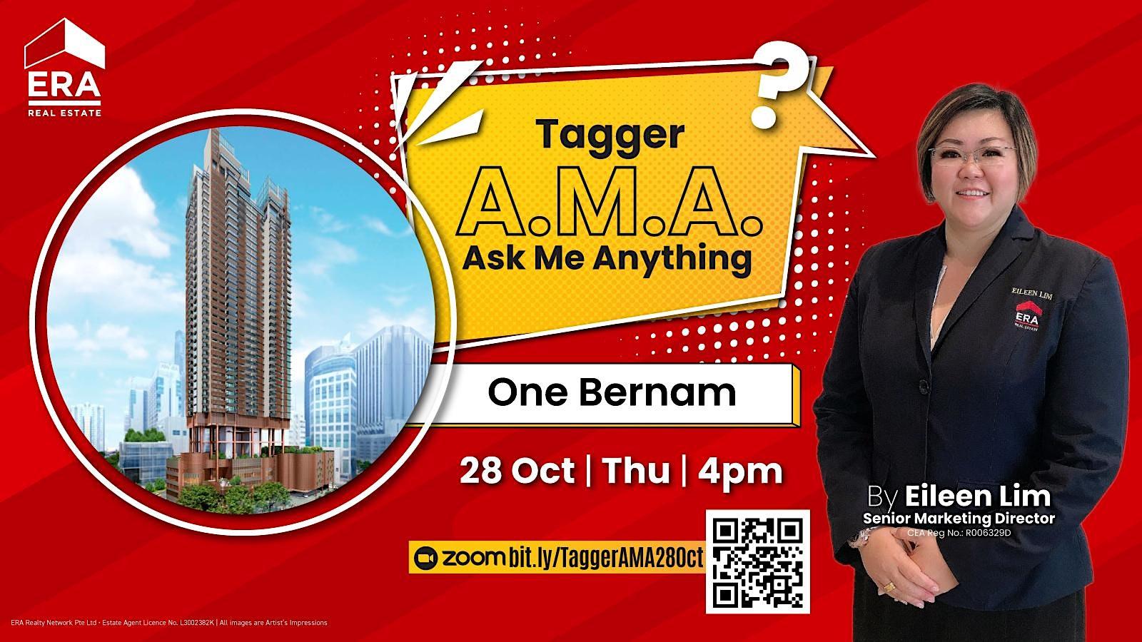 Tagger A.M.A (One Bernam)