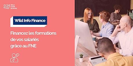 Financez les formations de vos salariés grâce au FNE billets