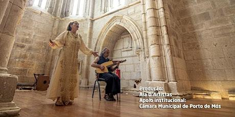 CaosArte Cine-Concerto Porto de Mós bilhetes