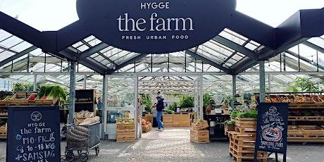 "HYGGE – The Farm ""Kürbisschnitzen"" Meet-Up & Food-Tasting Tickets"