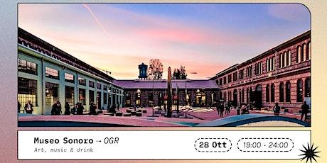 """Visita guidata mostra """"Vogliamo tutto"""" - Museo Sonoro @OGR Torino biglietti"""