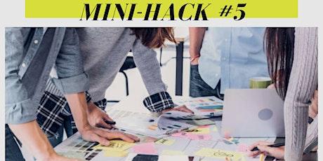 Atelier Mini-Hack #5 billets