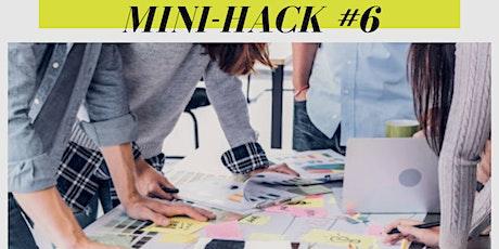 Atelier Mini-Hack #6 billets