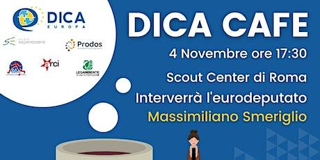 Il DICA Cafè approda a Roma il 4 novembre biglietti