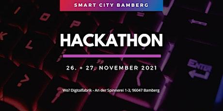 Hackathon Smart City Bamberg Tickets