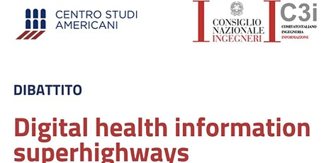 Digital Health Information Superhighways biglietti