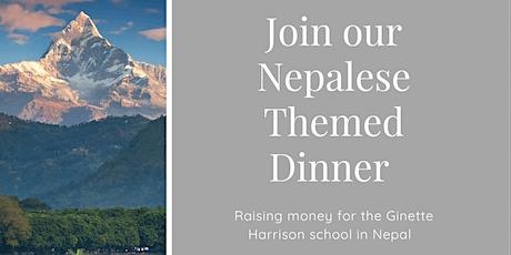 Nepalese Fundraising Dinner tickets