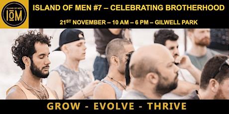 Island Of Men Melbourne #7 - Celebrating Brotherhood tickets